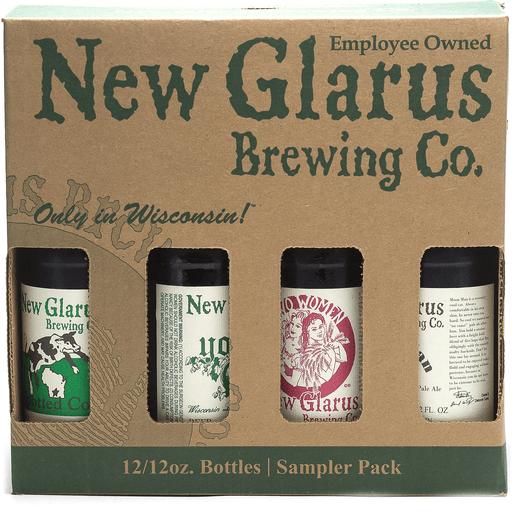 New Glarus Beer, Sampler