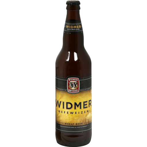 Widmer Brothers Beer Wheat Hefeweizen Beer Roth S