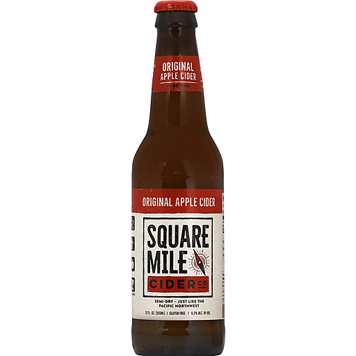 Square Mile Hard Apple Cider Single