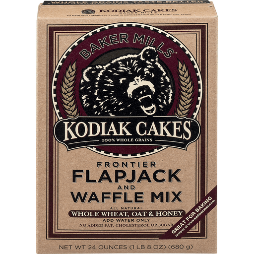 Kodiak Cakes Flapjack and Waffle Mix, Frontier, Original