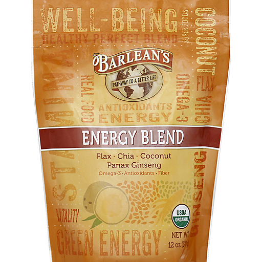 Barleans Organic Energy Blend