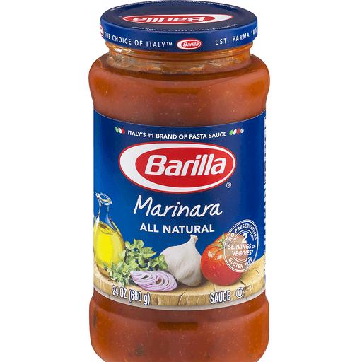 Barilla Sauce, Marinara