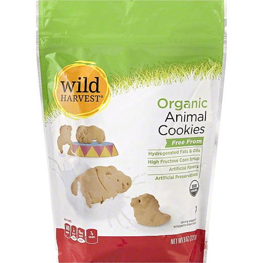 Wild Harvest Organic Animal Cookies
