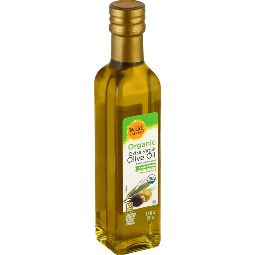 Wild Harvest Olive Oil, Organic, Extra Virgin