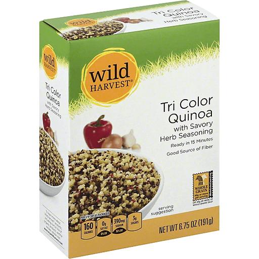 Wild Harvest Quinoa, Tri Color
