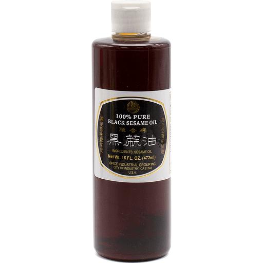 Lian How Black Sesame Oil