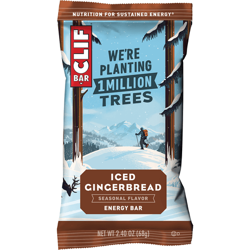 Clif Iced Gingerbread