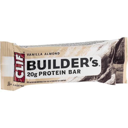 Clif Builder's Protein Protein Bar, Vanilla Almond