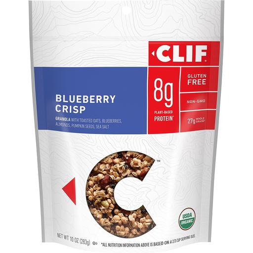 Clif Blueberry Crisp Granola