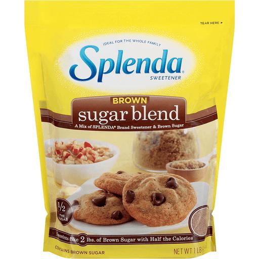 Splenda Sweetener, Brown Sugar Blend