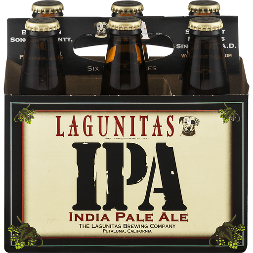 Lagunitas Ale, India Pale, IPA