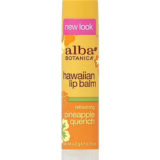 Alba Botanica Alba Hawa Lip Balm Quench Fl D