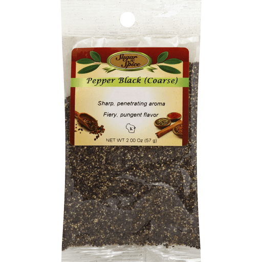 Pepper Black Coarse