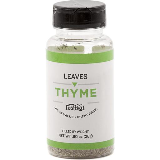 Festival Thyme