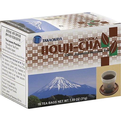 Takaokaya Tea Bag - Shizuoka Hoji Cha