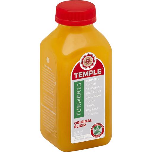 Temple Turmeric Elixir, Original
