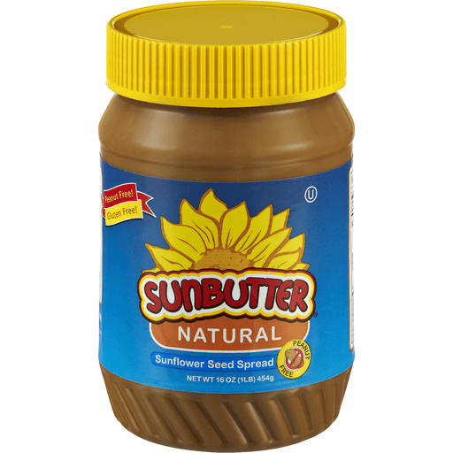 SunButter Sunflower Butter, Natural