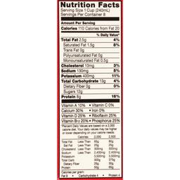 Horizon Organic Milk, Organic, Lowfat