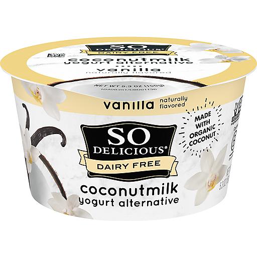 So Delicious Coconut Milk Yogurt - Vanilla