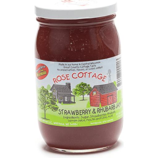 Rose Cottage Strawberry Rhubarb Jam