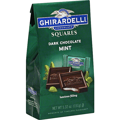 Ghirardelli Chocolate Squares, Dark