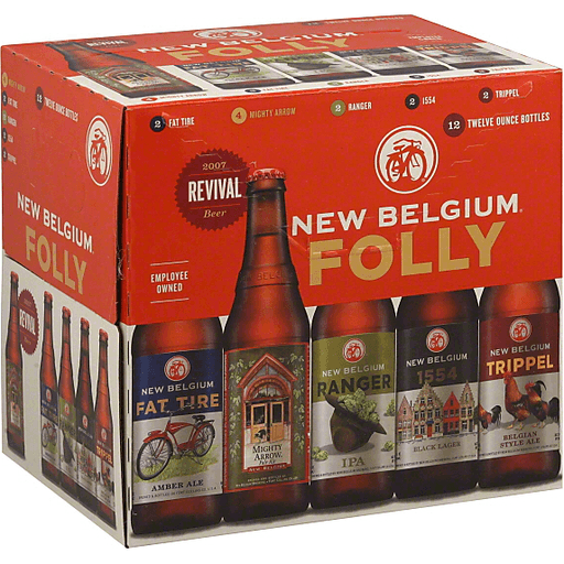 New Belgium Folly Beer, Variety