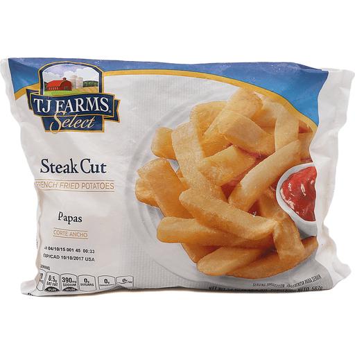 TJ Farms Steak Cut Fries