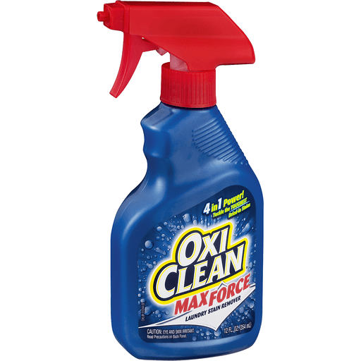 OxiClean™ Max Force™ Laundry Stain Remover 12 fl. oz. Trigger Spray