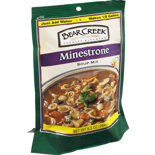 Bear Creek Country Kitchens Soup Mix, Minestrone