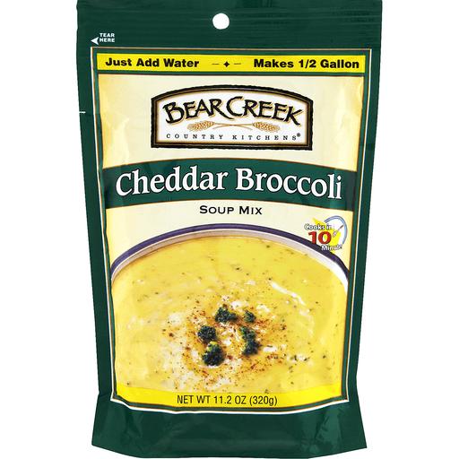 Bear Creek Soup Mix, Cheddar Broccoli