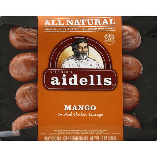 Aidells® Smoked Chicken Sausage, Mango