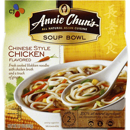 Annie Chun S Soup Bowl Chinese Chicken Clements