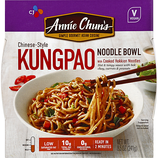 Annie Chun Kung Pao Noodle Bowl