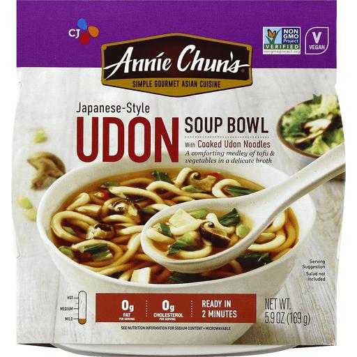 Annie Chun Udon Soup Bowl