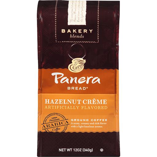 Panera Bread Bakery Blends Coffee, Ground, Hazelnut Creme