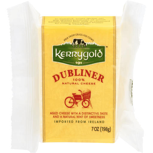 Kerrygold Cheese, 100% Natural, Dubliner