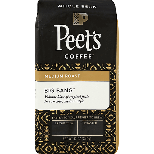 Peet's Big Bang Whole Bean