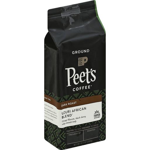 Peets Uzuri African Blend Group