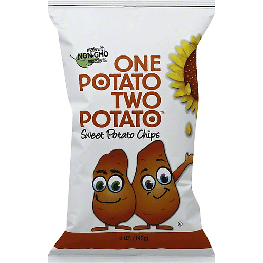 One Potato Two Potato Potato Chips, Sweet