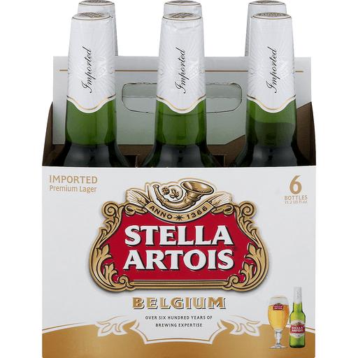 Stella Artois Beer, Lager