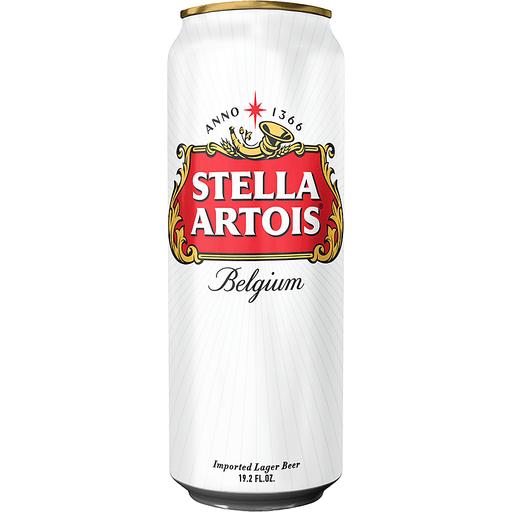 Stella Artois Lager 192 fl oz Can | Follansbee