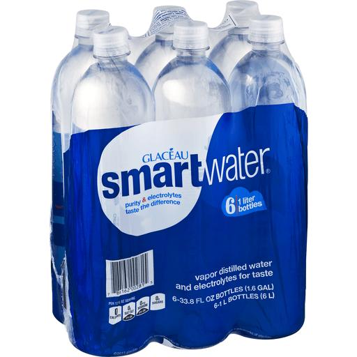 Smartwater Water, Vapor Distilled