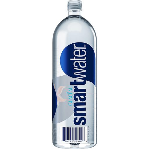 Smartwater Nutrient Enhanced Water Bottle 1 5 Liters Spring Chief Markets