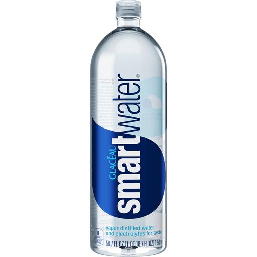 Smartwater Nutrient Enhanced Water Bottle 1 5 Liters Robert Fresh Shopping