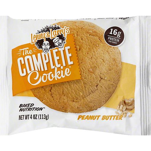 Lenny & Larrys Cookie, the Complete, Peanut Butter