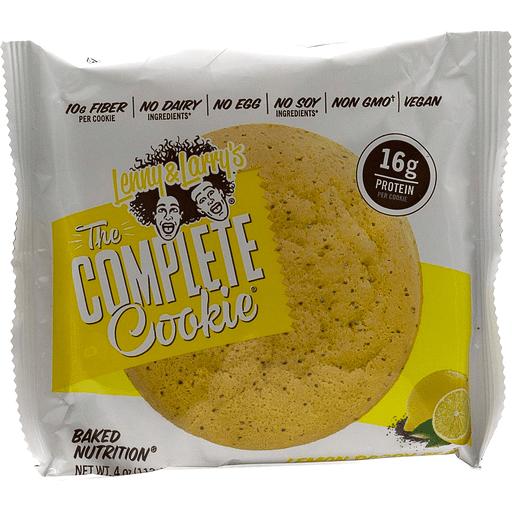 Lenny & Larrys Cookies, the Complete, Lemon Poppy Seed