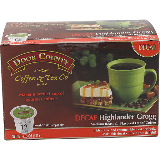 Dc Highlander Gross Decaf Kcups