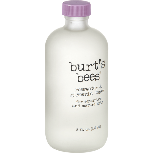 Burt's Bees Toner - Rosewater