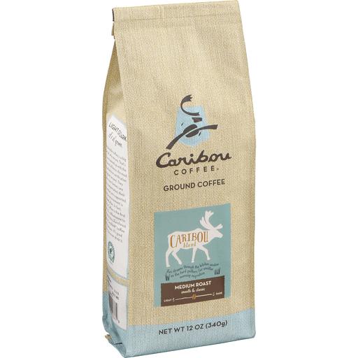 Caribou Coffee Caribou Blend Medium Ground