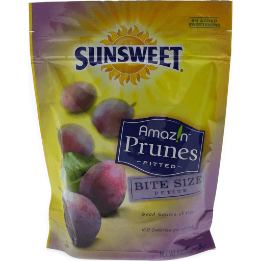 00802763028594 - Sunsweet Amazin Prunes Pitted Bite Size Pitted   Shop   Festival Foods